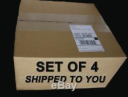 15 FULL MOON HOT ROD RACING DISC HUB CAPS SOLID WHEEL COVERS RIMS New Set of 4