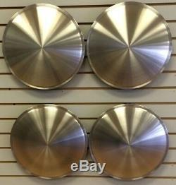 15 RACING DISK Full Moon Hubcap Wheelcover SET