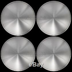 15 Set of 4 Solid Moon Wheel Covers Snap On Hub Caps fit R15 Tire & Steel Rim