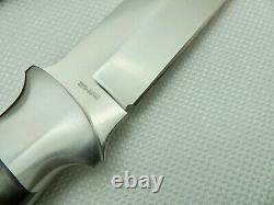 1980s NOS Al Mar Knife Made in Seki Japan withSheath De Oppresson Liber Dagger