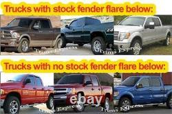 1991-1994 Chevy Blazer 2Dr Full Size/K1500/K5 Rocker Panel Trim 8Pc 6 1/4 NF