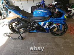 2012-16 Suzuki GSX-R 1000 CS Racing Full Exhaust Headers + Muffler + dB Killer
