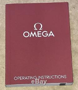 2012 Bnib Omega Speedmaster Speedy Tuesday Full Set Wrist Watch Box Papers New