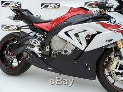 2017-18 BMW S1000RR Full exhaust system + header CS Racing Best Thick Sound