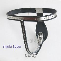2/3/5/8 PC full set Stainless Steel Unisex Chastity Belt Device (+Stopper free)
