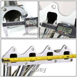 4-2-1 Full Length Exhaust Manifold Header Replacement For Samurai/geo Tracker