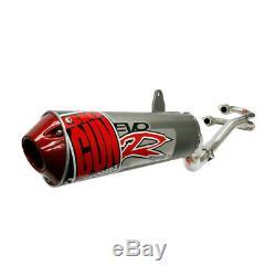 Big Gun EVO R Full Exhaust Pipe System Muffler Honda XR650L XR 650L 1993+