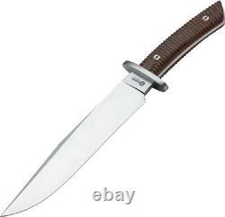 Boker Arbolito El Gigante Guayacan Wood Handle Fixed Blade Knife 02BA595W