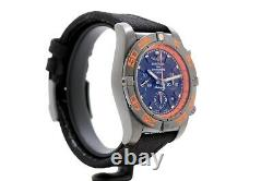 Breitling Chronomat 44 Raven Blacksteel Full Set