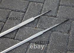 CAS Hanwei Live & Stage Combat HEMA SCA Rapier 44.5 OA, 37 Blade (Only)