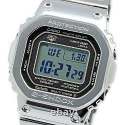 Casio G-SHOCK GMW-B5000D-1JF FULL METAL Bluetooth Digital Men`s Watch JAPAN