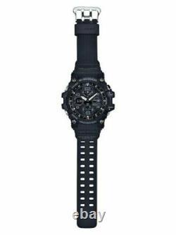 Casio G-Shock Master of G Mudmaster Full Black Watch GSG100-1A