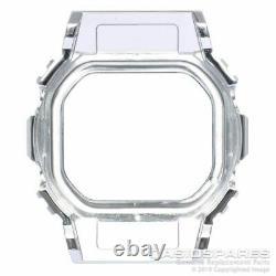 Casio Watch Bezel G-Shock Full Metal GMW-B5000-1 GMW-B5000D-1 Steel Cover Shell