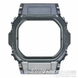 Casio Watch Bezel f/ G-Shock Full Metal GMW-B5000TFC-1 Gunmetal Grey Cover Shell