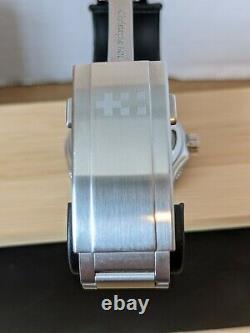 Christopher Ward C60 Trident Pro 600 MK3 38mm Blue Dial on Bracelet Full Kit