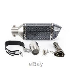 Exhaust Full System Header Pipe Muffler For YAMAHA FZ09 MT09 non tracer 2014-20