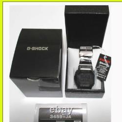 GMW-B5000GD-1JF G-shock gshock CASIO Black Full Metal Wrist Watch Japan