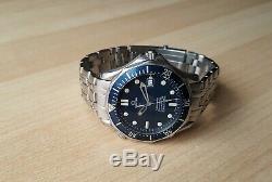 Gent's Full Size Omega Seamaster Professional Automatic Chronometer