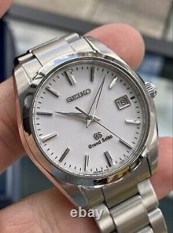 Grand Seiko SBGX259 Quartz mens Steel Bracelet Box Papers Japan Full Set watch