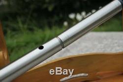 Handmade Chinese Sharp HRC60 High Manganese Steel Kung Fu Sword Wu Shu Jian Dao