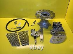 Honda CRF230 Rear Disc Brake System Full Set CRF 230