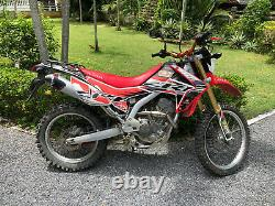 Honda Crf250l 2012-2021 Full Exhaust System Stainless Crf 250m Crf250 Rally