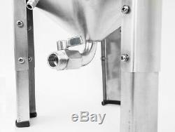 Kegking GUTEN 30L Full Stainless Steel SS304 Conical Fermenter