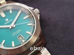 NODUS Contrail 39 Automatic Watch Full Set Zelos Baltic Seiko Traska Lorier
