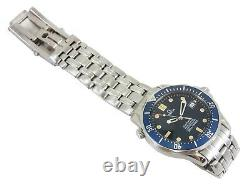 OMEGA Seamaster Professional 300m Full Size Automatic Date Watch 2531.80 withBox