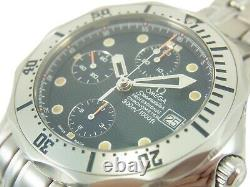 OMEGA Seamaster Professional 300m Full Size Automatic Date Watch 2598.80 withBox