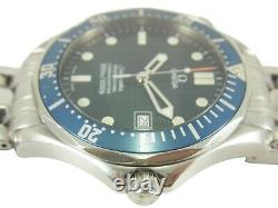 OMEGA Seamaster Professional 300m Full Size Automatic Watch 2531.80 withBox