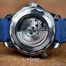 Omega Seamaster Master Chronometer 8800 210.32.42.20.03.001 42mm Full Set Blue