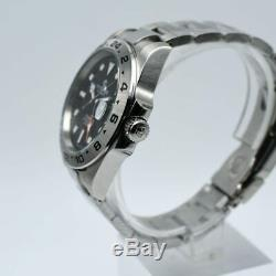 Peter Lee Automatic Mechanical Men's Wrist Watch Date Wristwatch Full Steel