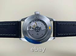 Rare Blancpain Fifty Fathoms Bathyscaphe Stainless Steel 38mm Watch FULL SET