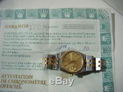 Rare Vintage Rolex Oyster Quartz 17013 Box / Paper Full Set! 1980