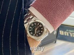 Rolex 14000M Air King Black Dial 35mm Mens used watch 2002 Full Set Papers Box