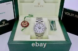 Rolex AirKing 14000M Full Set Box Papers 2005