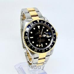 Rolex GMT Master II 16713 Box and Papers Full set