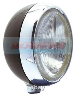 Sim Stainless Steel 7 Cibie Oscar Replica Dipped/full Beam Driving Light Lamp