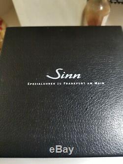 Sinn men watch 556i box papers full set