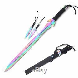 Snake Eye Tactical Full Tang Tactical 27 Blade Katana/Ninja sword/Machete