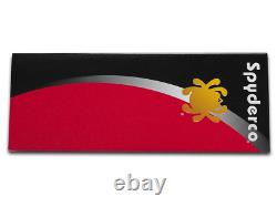 Spyderco Ronin 2 Fixed Blade Knife Full Tang Black G-10 BD1 FB09GP2