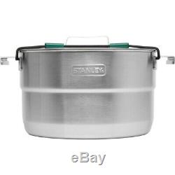 Stanley Adventure Full Kitchen Stainless Steel Base Camp Cook Set