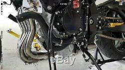 Suzuki GSXR 600 GSXR 750 11-20 Full exhaust system + Muffler + Header CS Racing