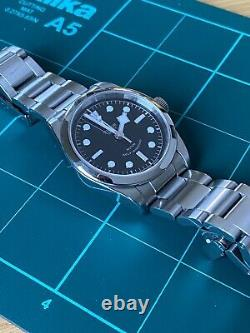 Tudor Black Bay 36 mm Immaculate and Full Set Box and all Paperwork