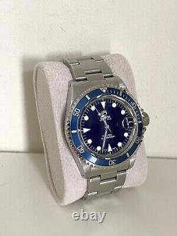 Tudor Submariner-Factory Blue Dial/ Bezel-Full Collectors Set Price Oysterdate