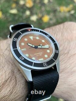 Unimatic x MassenaLab Modello Uno U1-ML6 Watch Limited Edition of 99 FULL SET