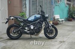 Yamaha FZ-09 / MT-09 / XSR900 Full exhaust + muffler + header 2014-on CS Racing