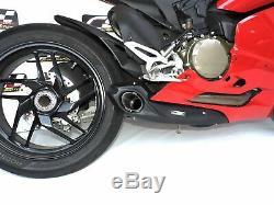 2012-15 Ducati 1199 Panigale Cs Racing Complète Échappement -grande Son Vidéo Disponible