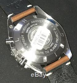 2012 Bnib Omega Speedmaster Speedy Mardi Ensemble Complet Montre-bracelet Boîte De Nouveaux Papiers